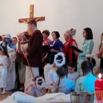 Wiolinek kolęduje u Biskupa Deca (1)
