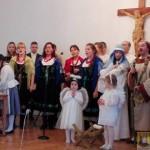 Wiolinek kolęduje u Biskupa Deca (2)