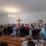 Wiolinek kolęduje u Biskupa Deca (3)