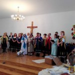 Wiolinek kolęduje u Biskupa Deca (5)
