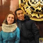 Wolontariusze z Azji w Bardzie (10)