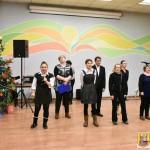 Występ Teatru Ruch na Bardzkim Wieczorze Wigilijnym (2)
