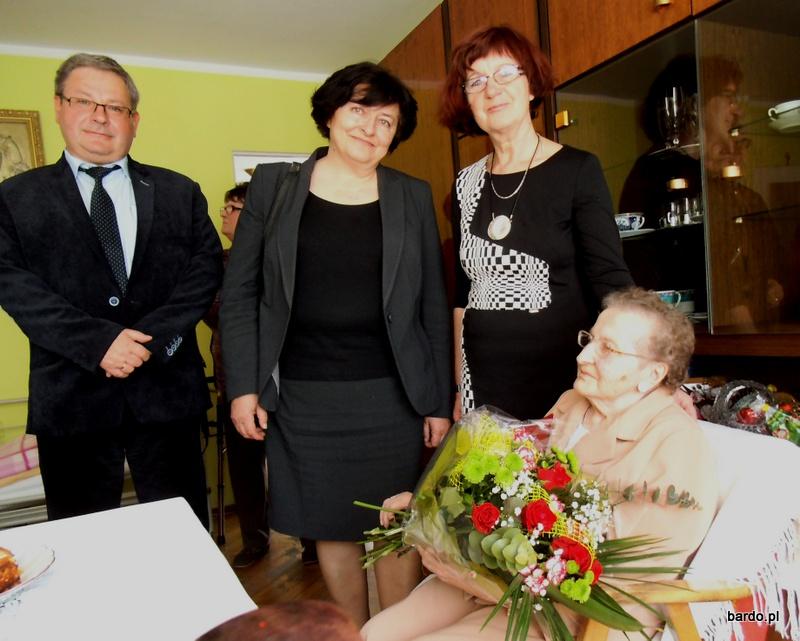 101 lat PAni Bronisławy Zarzyckiej (3)