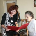 90 urodziny Pani Julii Jaremkowskiej (2)