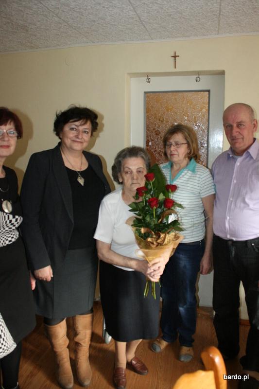 90 urodziny Pani Julii Jaremkowskiej (4)