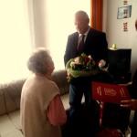93 urodziny Pani Marianny Szymańskiej (1)
