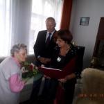 93 urodziny Pani Marianny Szymańskiej (2)