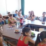 Dzieci z Tynu nad Wełtawą na kolonii w Bardzie (1)