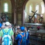 Dzieci z Tynu nad Wełtawą na kolonii w Bardzie (12)