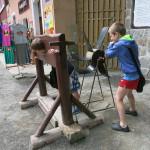 Dzieci z Tynu nad Wełtawą na kolonii w Bardzie (16)