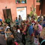 Dzieci z Tynu nad Wełtawą na kolonii w Bardzie (18)
