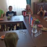 Dzieci z Tynu nad Wełtawą na kolonii w Bardzie (2)
