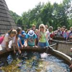 Dzieci z Tynu nad Wełtawą na kolonii w Bardzie (36)