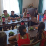 Dzieci z Tynu nad Wełtawą na kolonii w Bardzie (4)