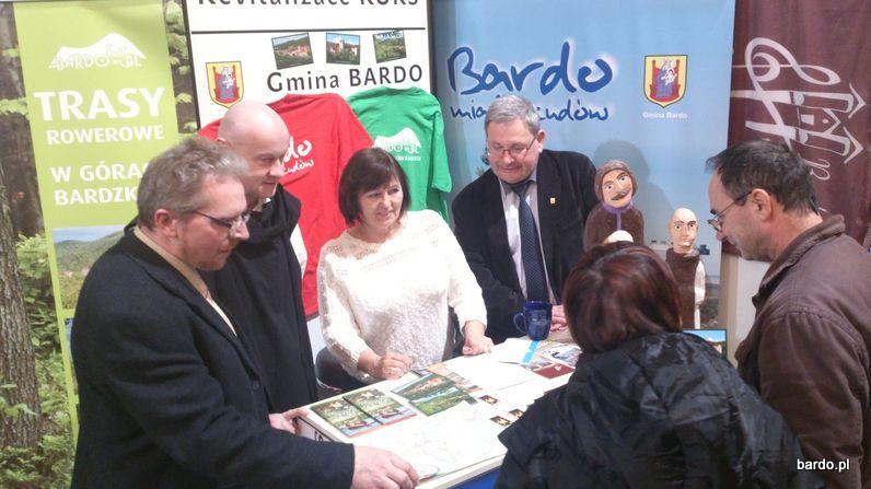 Gmina Bardo na targach w Hradcu Kralove (16)