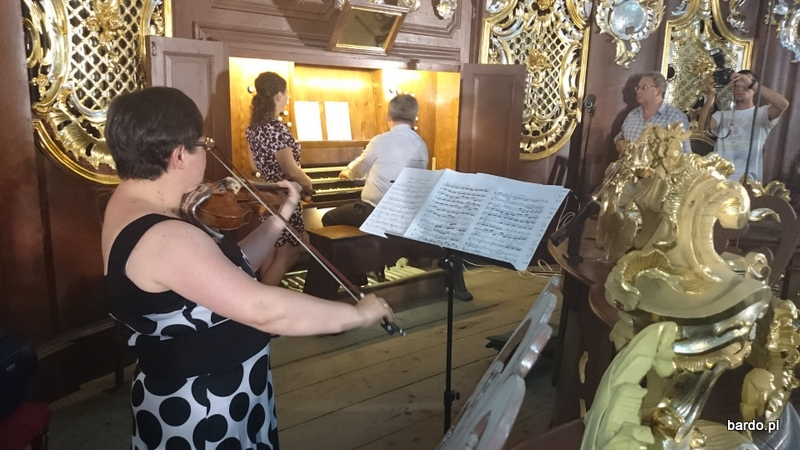Koncert organowy - Państwo Peruccy (10)