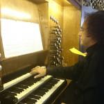 Koncert organy i flet (1)