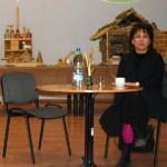 Olga Tokarczuk w Mieście Cudów (1)