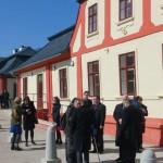 Otwarcie kompleksu Kuks w Czechach (2)