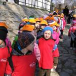 Rajd Przedszkolaka w Ząbkowicach Śląskich (1)