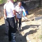 Remont alejek na cmentarzu (6)