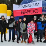 Uczniowie Gimnazjum w Przyłęku kibicami na Mistrzostwach Europy w Biathlonie (1)