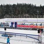 Uczniowie Gimnazjum w Przyłęku kibicami na Mistrzostwach Europy w Biathlonie (10)