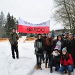 Uczniowie Gimnazjum w Przyłęku kibicami na Mistrzostwach Europy w Biathlonie (13)