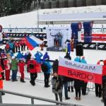 Uczniowie Gimnazjum w Przyłęku kibicami na Mistrzostwach Europy w Biathlonie (15)