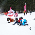 Uczniowie Gimnazjum w Przyłęku kibicami na Mistrzostwach Europy w Biathlonie (17)