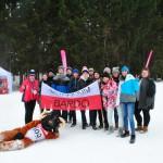 Uczniowie Gimnazjum w Przyłęku kibicami na Mistrzostwach Europy w Biathlonie (18)