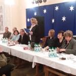 Wybory sołtysa w Brzeźnicy (1)