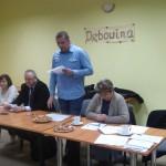 Wybory sołtysa w Dębowinie (1)