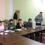 Wybory sołtysa w Dzbanowie (1)