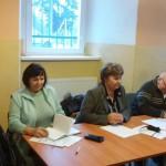 Wybory sołtysa w Grochowej (1)