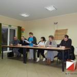 Wybory sołtysa w Janowcu (1)