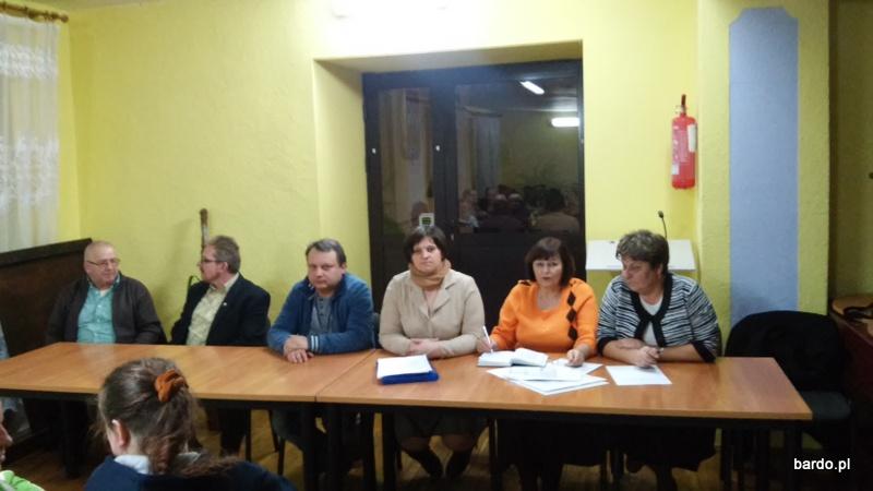 Wybory sołtysa w Opolnicy (2)