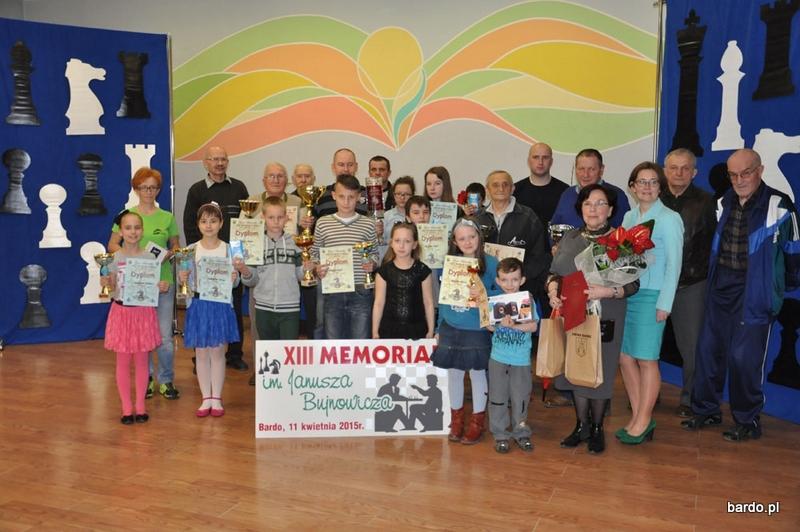 XIII Memoriał im. Janusza Bujnowicza (1)