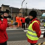 Blokada na drodze krajowej nr 8 w Bardzie (27)