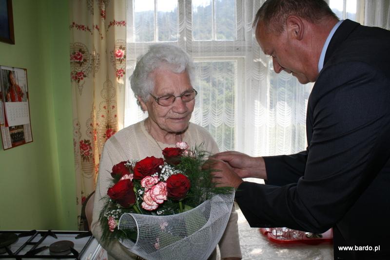 90 urodziny Pani Marii Helbin (3)