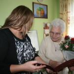 90 urodziny Pani Marii Helbin (4)