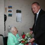 92 urodziny Pani Janiny Ćwikły (2)