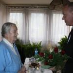 92 urodziny Pani Julii Gołębiowskiej (1)
