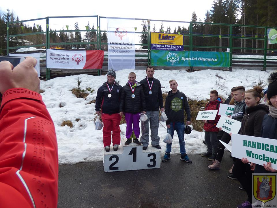 VII Dolnośląski Mityng w Narciarstwie Zjazdowym Olimpiad Specjalnych  (3)