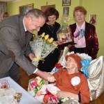 103 urodziny Pani Bronisławy Zarzyckiej (2)