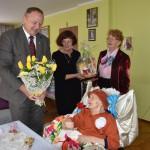 103 urodziny Pani Bronisławy Zarzyckiej (3)