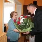 90 urodziny Pani Krystyny Pomiankiewicz (1)
