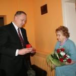 90 urodziny Pani Krystyny Pomiankiewicz (2)