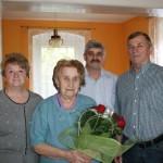 90 urodziny Pani Krystyny Pomiankiewicz (4)