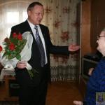 91 urodziny Pani Janiny Kaźmierczak (1)